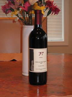 37 Cellars 2005 Cabernet